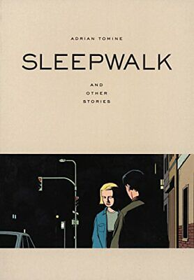 £5.99 • Buy Sleepwalk By Tomine, Adrian Paperback Book The Cheap Fast Free Post