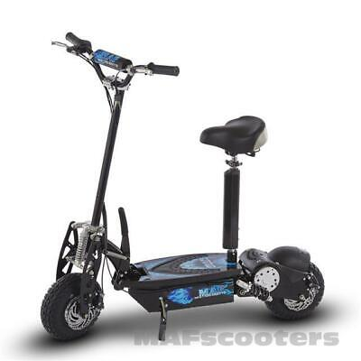 View Details  MAF Evolution Upgraded X1000RS Electric E Scooter 1000 Watt Power 36 Volt  • 398.00£
