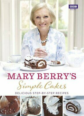 £6.49 • Buy Simple Cakes By Berry, Mary Book The Cheap Fast Free Post