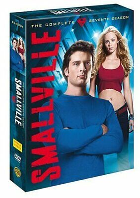 £3.49 • Buy Smallville - The Complete Seventh Season [2007] [DVD] - DVD  MEVG The Cheap Fast