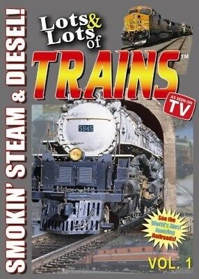 $ CDN19.73 • Buy Lots And Lots Of Trains Vol. 1 [New DVD]