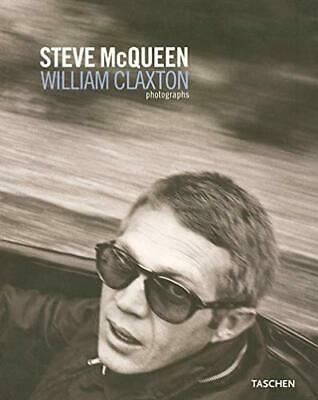 £5.49 • Buy Steve McQueen: MS (Midsize) By Claxton, William Paperback Book The Cheap Fast