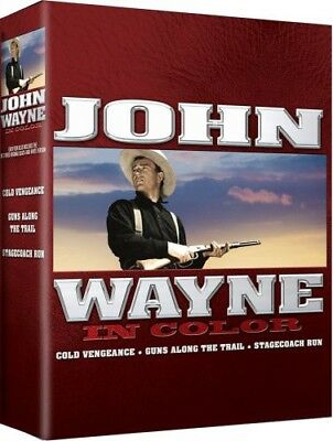 $13.07 • Buy John Wayne - John Wayne Collection Wave 2 [New DVD] Boxed Set, Full Frame