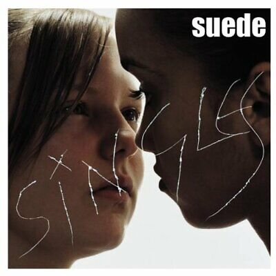 £3.49 • Buy Suede - Singles - Suede CD XCVG The Cheap Fast Free Post The Cheap Fast Free