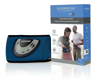 View Details SLENDERTONE ABS5 UNISEX -HALF PRICE Abdominal Toning Belt RRP £90 -50% REDUCTION • 45.00£