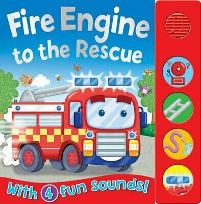 £3.59 • Buy Fire Engine (Vehicle Boards) By Igloo Books Book The Cheap Fast Free Post