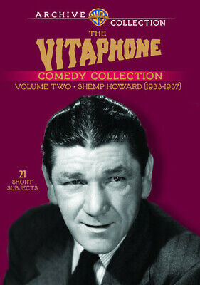 $ CDN33.66 • Buy Vitaphone Comedy Collection: Volume Two: Shemp Howard 1933-1937 [New D
