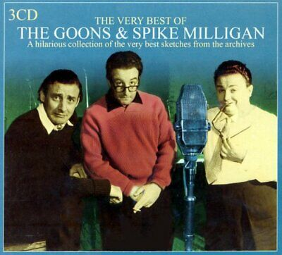 The Goons And Spike Milligan - The Ver... - The Goons And Spike Milligan CD 5MVG • 3.82£