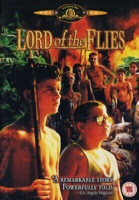 Lord Of The Flies (1990) DVD - DVD  LFVG The Cheap Fast Free Post • 3.49£
