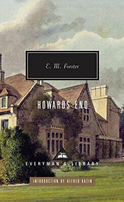 £6.49 • Buy Howards End (Everyman's Library Classics) By Forster, E M Hardback Book The