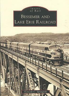 Bessemer And Lake Erie Railroad By Kenneth C. Springirth (English) Paperback Boo • 20.31$