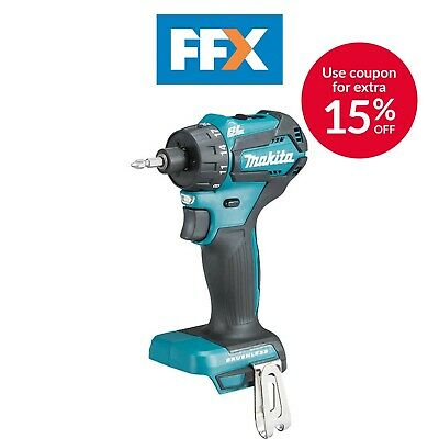 Makita DDF083Z 18v LXT Li-ion 6.35mm Drill Driver Bare Unit Cordless  • 95.79£