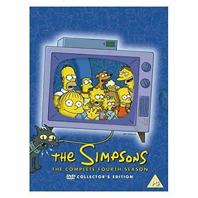 The Simpsons - Complete Season 4 [DVD] - DVD  DIVG The Cheap Fast Free Post • 3.49£