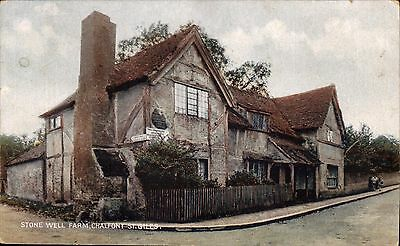 Chalfont St Giles. Stone Well Farm. • 10£