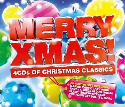 £3.49 • Buy Various Artists - Merry Xmas! - Various Artists CD 58VG The Cheap Fast Free Post