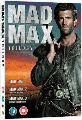 £5.14 • Buy Mad Max Trilogy: Mad Max / Mad Max 2: The Road Warrior / Mad Max ... - DVD  2AVG