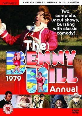 The Benny Hill Annual 1979 [DVD] - DVD  W6VG The Cheap Fast Free Post • 5.19£