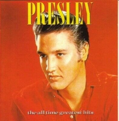 £2.89 • Buy Elvis Presley - ALL TIME GREATEST HITS - Elvis Presley CD AQVG The Cheap Fast