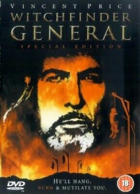 £3.49 • Buy Witchfinder General [DVD] [1968] - DVD  ZCVG The Cheap Fast Free Post