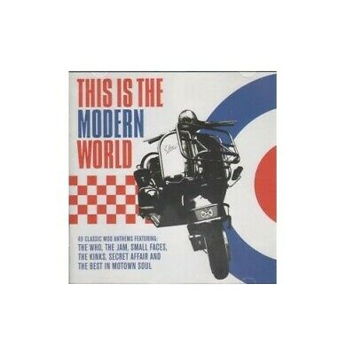£2.69 • Buy Various Artists - This Is The Modern World - Various Artists CD MGVG The Cheap