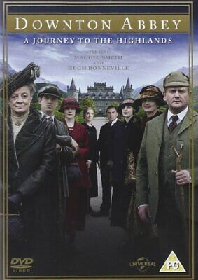 Downton Abbey: A Journey To The Highlands (Christmas Special 2012... - DVD  Z8VG • 3.49£