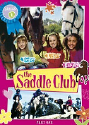 Saddle Club, Series 1, Part 1 [DVD] - DVD  YIVG The Cheap Fast Free Post • 3.95£