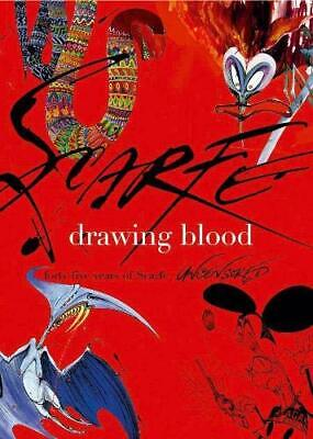 £5.99 • Buy Drawing Blood: Forty Five Years Of Scarfe By Scarfe, Gerald Hardback Book The