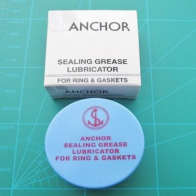 Watch Silicone Grease And Pad Lubricator Box For Re Sealing Watch Gaskets Seals • 8.99£