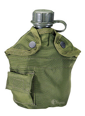 $ CDN14.46 • Buy Canteen Cover - GI Spec 1 Qt. Insulated - OLIVE DRAB