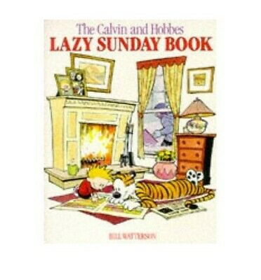 Lazy Sunday: Calvin & Hobbes Series: Book Five: ... By Watterson, Bill Paperback • 4.99£