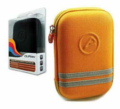 £4.92 • Buy CLiPtec HDD Protection Case For 2.5 /3.5  Drive Caddy Hard Shell External Yellow