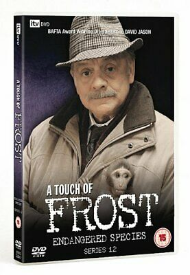 £3.49 • Buy A Touch Of Frost: Series 12 - Endangered Species [DVD] - DVD  LQVG The Cheap