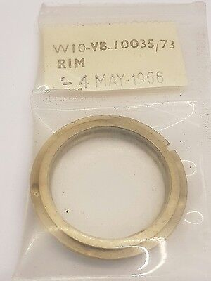 Cyma British Military Www Case Movement Ring Nos Watch Part • 135£