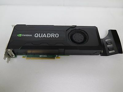 $ CDN693.76 • Buy HP 701980-001 NVIDIA Quadro K5000 Graphics Video Card With 4GB GDDR5 Memory