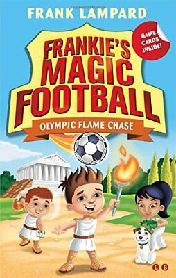 £2.99 • Buy Olympic Flame Chase: Book 16 (Frankie's Magic Football) By Lampard, Frank Book