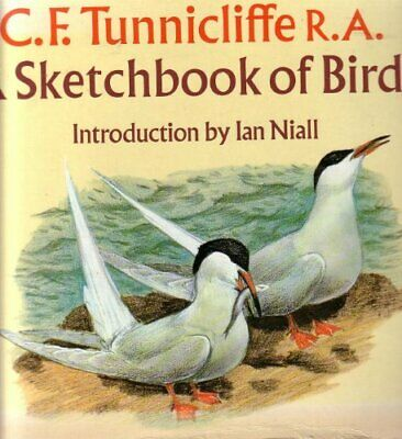 A Sketchbook Of Birds By Tunnicliffe, C. F. Paperback Book The Cheap Fast Free • 7.09£