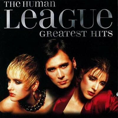 The Human League, The Greatest Hits -  CD ZDVG The Cheap Fast Free Post The • 3.49£
