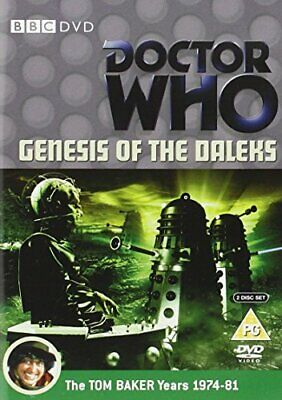 £3.49 • Buy Doctor Who: Genesis Of The Daleks [DVD] [1975] - DVD  5AVG The Cheap Fast Free