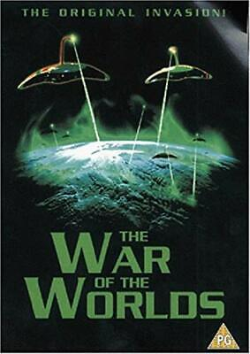 £3.49 • Buy War Of The Worlds - Dvd [1953] - DVD  XLVG The Cheap Fast Free Post