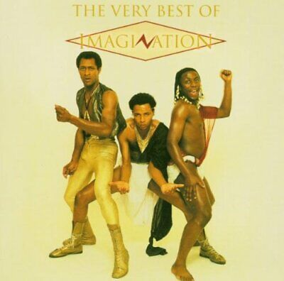 Imagination - The Very Best Of Imagination - Imagination CD KXVG The Cheap Fast • 4.13£