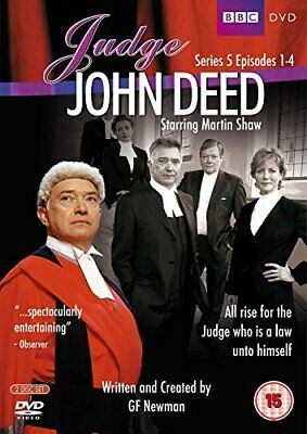 £3.84 • Buy Judge John Deed Series 5 - Episodes 1 - 4 [DVD] - DVD  FQVG The Cheap Fast Free
