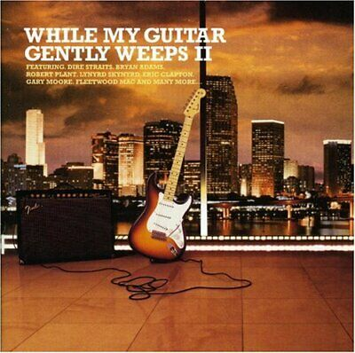 £2.72 • Buy Various Artists - While My Guitar Gently Weeps 2 - Various Artists CD 5RVG The