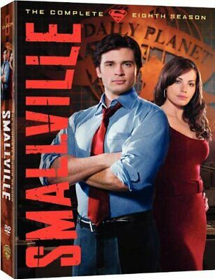 £3.49 • Buy Smallville - The Complete Eighth Season [DVD] - DVD  76VG The Cheap Fast Free