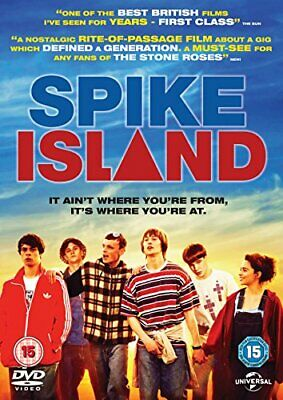 £9.71 • Buy Spike Island [DVD] [2012] - DVD  A4VG The Cheap Fast Free Post
