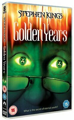 Stephen King's The Golden Years [DVD] - DVD  ZUVG The Cheap Fast Free Post • 8.58£
