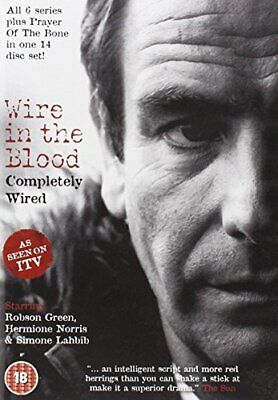 £9.23 • Buy Wire In The Blood: Completely Wired - The Complete Series [DVD] - DVD  XGVG The