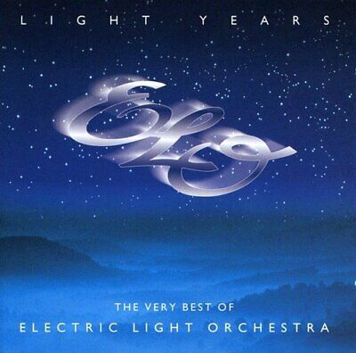 £3.74 • Buy Light Years: The Very Best Of Electric Light Orchestra (1997) -  CD FDVG The The