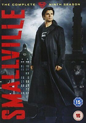 £3.49 • Buy Smallville: The Complete Ninth Season [DVD] [2010] - DVD  OGVG The Cheap Fast