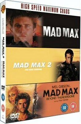 £7.61 • Buy Mad Max Trilogy: Mad Max / Mad Max 2: The Road Warrior / Mad Max ... - DVD  E2VG