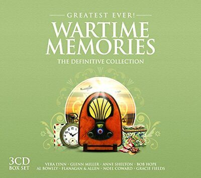 £3.49 • Buy Various - Greatest Ever Wartime Memories - Various CD RQVG The Cheap Fast Free